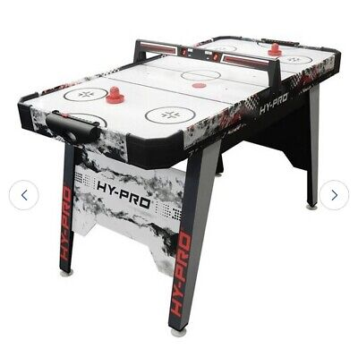 Hy-Pro Thrash 4ft 6 Inch Air Hockey Table, Minor Damage On Table, New • 98.99£