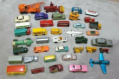 Well Played With Matchbox / Dinky / Corgi / Lesney Etc. Vehicles • 1.20£