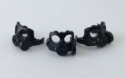 Gas Mask, S.W.A.T Police 3Pcs  Compatible With Lego • 3.89£