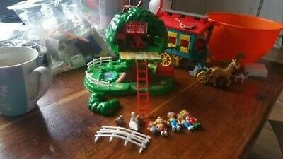 Bluebird Oh Penny! Penny's Treehouse Set Complete With Accessories 1987 • 15£