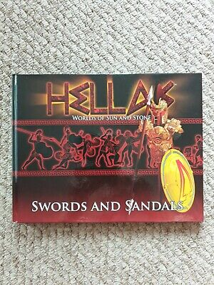 Swords And Sandals Supplement For The Hellas RPG. Hardback. Khepera Publishing • 4.99£