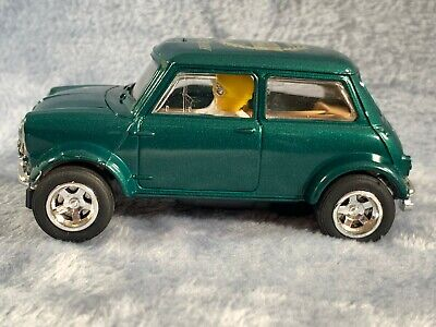 Scalextric C2244 Mini Cooper 40th Anniversary Green Unboxed • 14.99£
