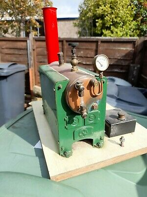 Mamod Stationary Steam Engine • 102£