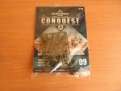 New/sealed Warhammer 40k Conquest Magazine Issue 09 / 9      • 6.99£