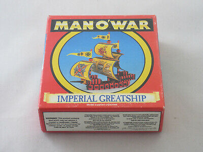Warhammer Man O' War Imperial Greatship Retired  • 25£