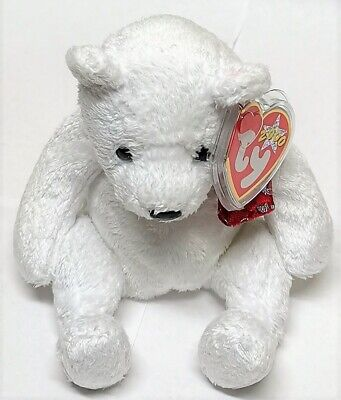 Ty Original Beanie Baby - 2000 Holiday Teddy Bear Complete With Tags • 6.95£