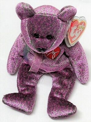 Ty Original Beanie Baby - Signature Bear (2000) Complete With Tags • 7.95£