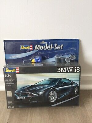 Revell Model BMWi8.New & Sealed. 07008.1:24. • 19.99£