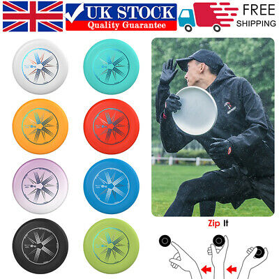 Cvlife Flying Discs Frisbee - Ultra Star Competition Outdoor Beach Game Fetch • 15.89£
