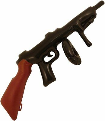 Inflatable Tommy Gun (80 Cm) • 1.97£