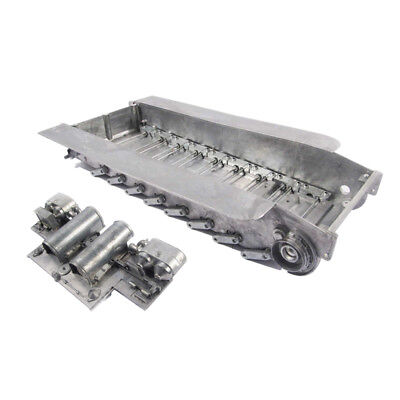 UK Stock Mato 1/16 Tiger 1 RC Tank Metal Chassis W/ Track Tensioner Panel MT041 • 102£