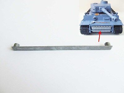 UK Stock MT073 Mato 1/16 RC Tank Tiger I Front Plate Spare Track Metal Mount • 17.99£