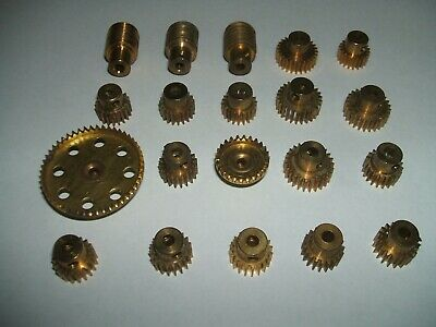 20 * Meccano Cogs And Gears • 20.13£
