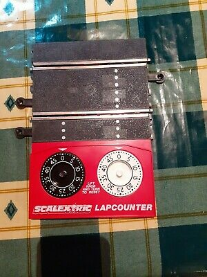 Vintage Scalextric Lap Counter C277 Boxed With Instructions • 2.50£