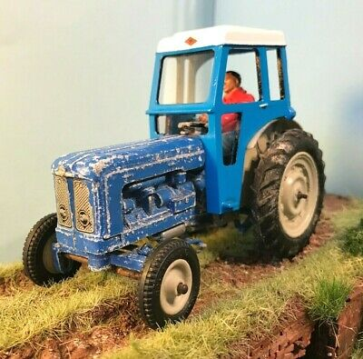 BRITAINS 1/32 Vintage FORDSON New Performance Major DDN With Bespoke CAB • 33£