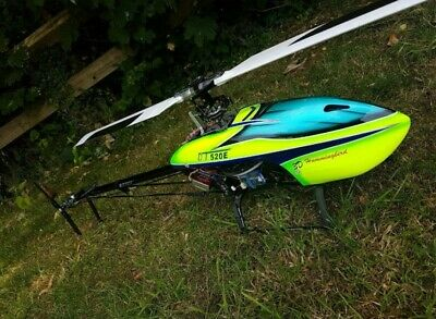 Remote Control DT520 Electric Rc Helicopter • 245£