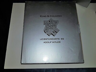 King And Country Ww2 Lah42 German Headquarters Mib • 120£