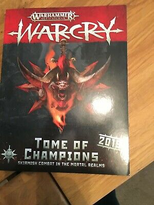 Warcry Tomb Of Champions • 10.50£