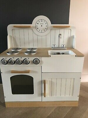 John Lewis Childrens Wooden Play Kitchen Used • 41£