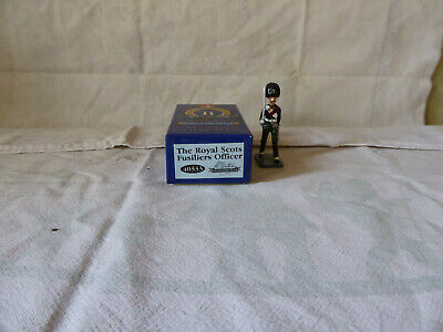 Britains Royal Scots Fusiliers Office No 40333 • 15£