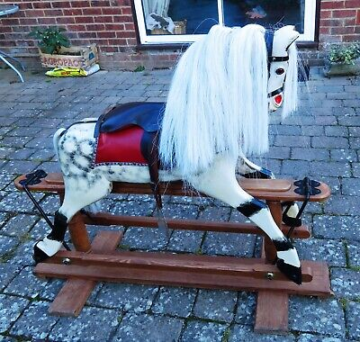Beautiful Antique Rocking Horse  • 560£