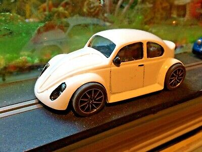 Scalextric Slot Car 1/32 Scale Resin Racing VW Beetle Gt1 Hand Made • 30£