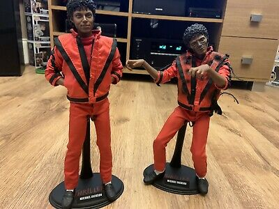 Hot Toys Michael Jackson Thriller (NO BOX) • 200£