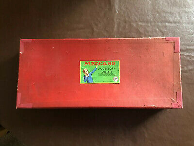 Meccano Accessory Outfit Set 8A: Boxed; Complete, New And Unused. • 100£