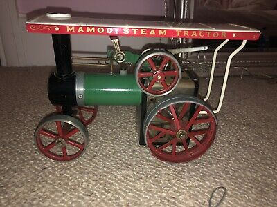 Steam Engine Steam Tractor From Mamod  - Untested - Used • 29.70£