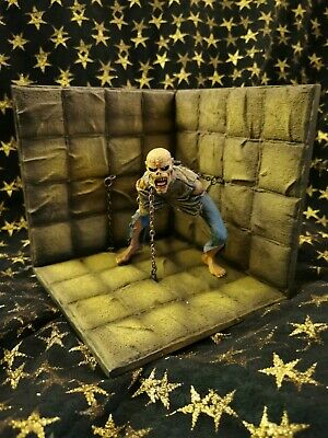 NECA Iron Maiden  Piece Of Mind  Eddie Action Figure Metal RARE Memorabilia • 19.95£