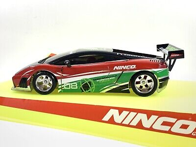 Ninco 50495 Lamborghini Gallardo  Ninco World Cup Lightning  Boxed • 55£