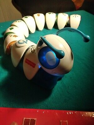 Fisher-Price KIDSThink And Learn Code-a-Pillar Caterpillar Used.  • 12£