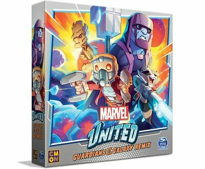 Marvel United The Guardians Of The Galaxy Expansion CMON Pre Order • 47.50£