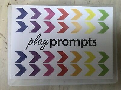 Play Hooray PlayPrompts Cards Ages 1+ • 2.99£