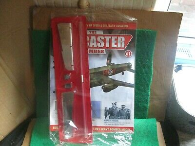 Hachette 1:32 Scale Build The Lancaster Bomber (issue 61 With Part) New  • 9.99£