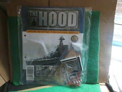 Hachette 1:200 Scale Build Hms Hood (issue 137 With Part) New  • 14.99£