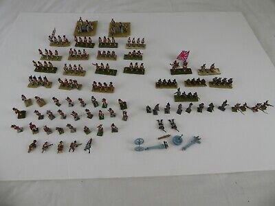Military Lead Figures - Collection Of 130 Figures In Groups/singles - Used • 39.99£