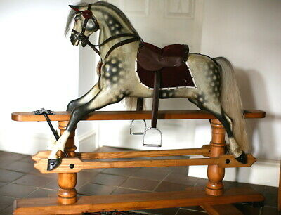 Early FH Ayres Rocking Horse • 3,550£