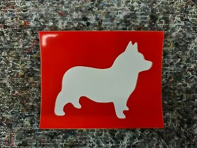 Corgi Toys Dog Logo Sticker • 2.95£