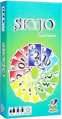 Magilano Skyjo - The Entertaining Card Game For Kids And Adults • 10.39£