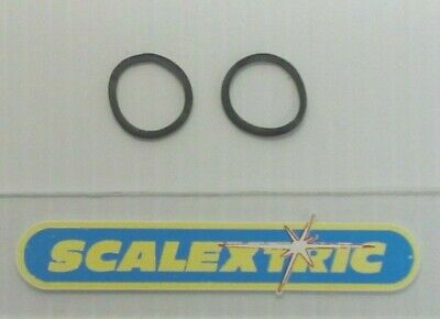 Scalextric Tri-ang DRIVE BELT / BAND X 2 For B1 TYPHOON & B2 HURRICANE (REPRO) • 2.59£