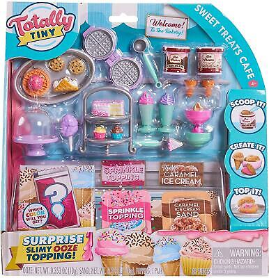 Totally Tiny Sweet Treats Cafe Toy Food Playset • 26.99£