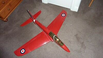 BAE HAWK, Slope Soarer Model Aircraft For Radio Control • 41£