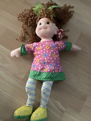 Huggable Holly Ty Beanie Boppers Doll New With Tags • 0.99£
