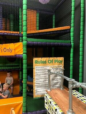 Soft Play Equipment For Under 4 Years In Good Condition - USED • 1,500£