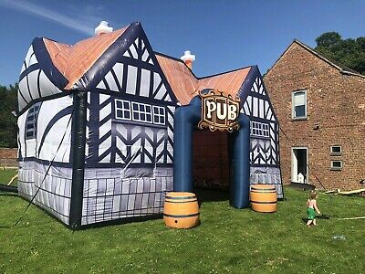 Inflatable Pub For Sale. New Condition AJL • 2,000£
