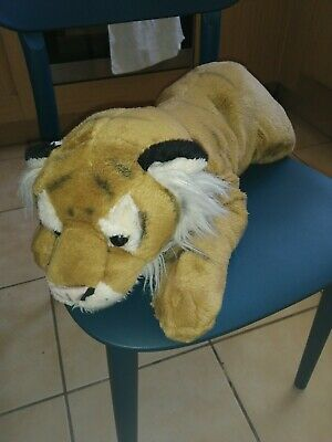 Large Tiger Cuddly Toy • 9.99£