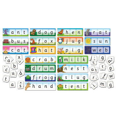 Orchard Toys - Match And Spell Game • 6.99£
