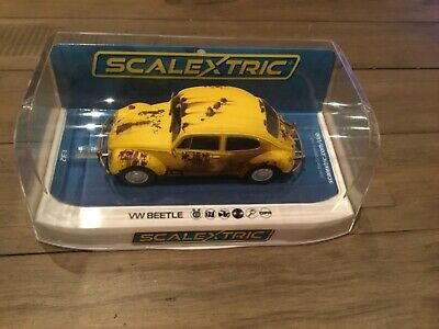 Scalextric Car - Rusty VW BEETLE - Brand New Just Opened • 19.99£