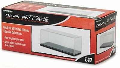 Greenlight 55023 1/43 Acrylic Case With Plastic Base • 7.99£